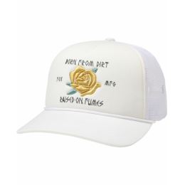 Kšiltovka Fox Rosey Trucker 2018 - White