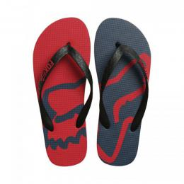 žabky Fox Beached Flip Flop 2018 - dark red