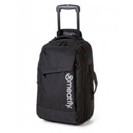 Cestovní taška Meatfly Revel Trolley Bag 40L 2018 - A - Black