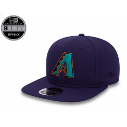 Kšiltovka New Era  MLB Original fit CST 2 CST 950 2018 - Purple