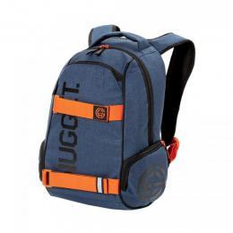 Batoh Nugget Bradley 2 Backpack 18/19 - D-Dark Heather Blue, Orange