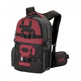 batoh Nugget Arbiter 4 Backpack 30L 18/19 - F-Black, Heather Red