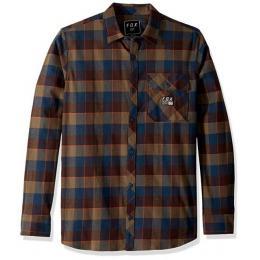 Košile Fox Rowan Stretch Flannel 18/19 - Navy