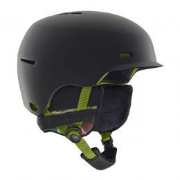 snowboardová/lyžařská helma Anon Highwire 18/19 - BLACK CAMO EU