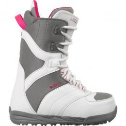 Dámské boty Burton COCO 13/14 - WHITE/GRAY