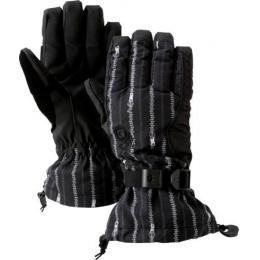 rukavice Burton Approach w - zip it black