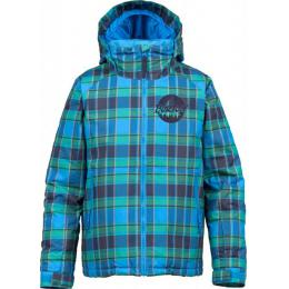 bunda Burton Boys Amped Jacket 13/14 - blue-ray switch pld