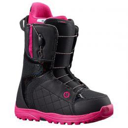 snowboard boty Burton Mint 14/15 - black/hot pink
