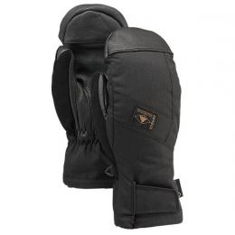 rukavice Burton Gore Leather Mitt 14/15 - true black