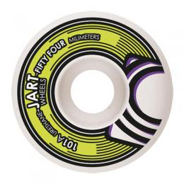 kola Jart Logo wheel 14/15 - yellow 54