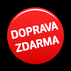 DOPRAVA ZDARMA po celé ČR i SR
