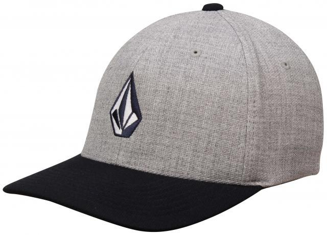 Kšiltovka Volcom Full Stone Heather Xfit 18/19