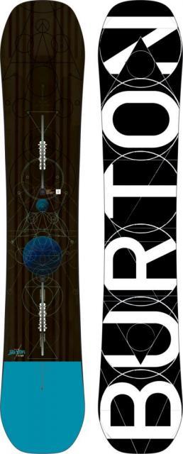 snowboard Burton Custom 17/18
