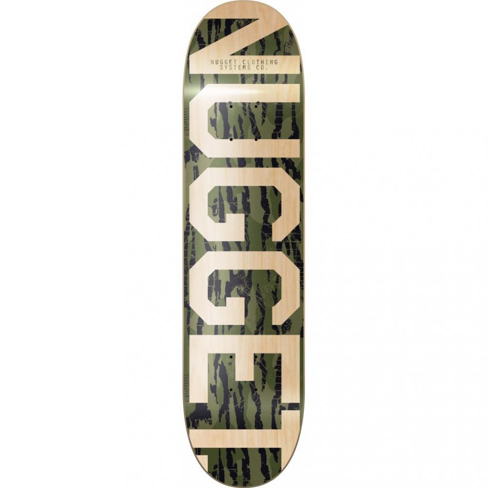 skate desky Nugget Trademark 3 SK8 Deck 2019