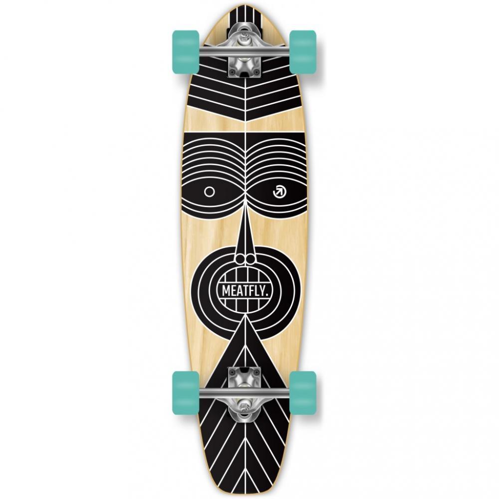 skateboard Meatfly Zulu Cruiser 2019 DOPRAVA ZDARMA
