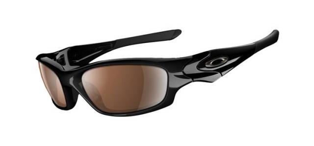 brýle Oakley Straight Jacket Polished black - Sluneční brýle Oakley