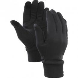 pánské rukavice Burton Screengrab Liner 15/16 - true black