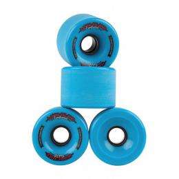 longboard kolečka Long Island Hurricanes Freestyle wheels 15/16 - 71 x 51mm 83A blue