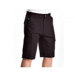 Pánské Šortky Nugget Genius Cargo 16 Shorts 2016 - A - Black
