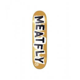 Skate deska Meatfly Invader 2016 Mustard