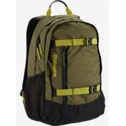 batoh Burton Dayhiker 25L 16/17 - JUNGLE HEATHER DIAMOND RIPSTOP