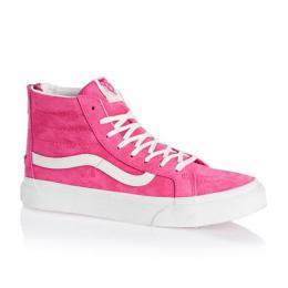 Dámské boty Vans SK8-Hi Slim Zip 16 17 Pink (Scotchgard) c2a1faf4ea