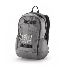 Batoh Meatfly Basejumper 16/17 - C - Heather Grey/black