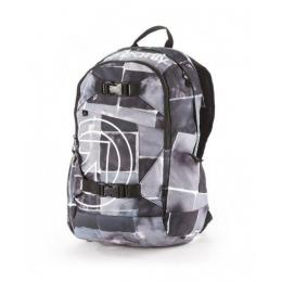 Batoh Meatfly Basejumper 16/17 - J - Watercolor black