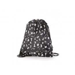 Pytlík Meatfly Doodle Benched Bag 16/17 A - Black