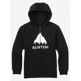 Mikina Burton MB CLassic MTN FZ 16/17 - True Black