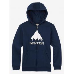 Mikina Burton MB CLassic MTN FZ 16/17 True blue