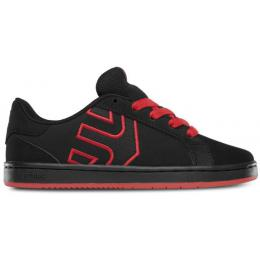 Boty Etnies Fader Kids LS 16/17 - black/black/red/