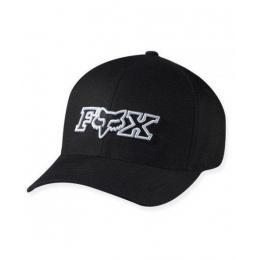 Kšiltovka Fox Corpo Flexfit Hat 17/18 Black