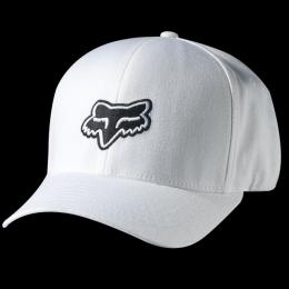 Kšiltovka Fox Legacy Flexfit 17/18 White