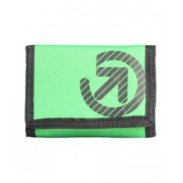 Peněženka Meatfly Flipper Wallet 16/17 - C - Green