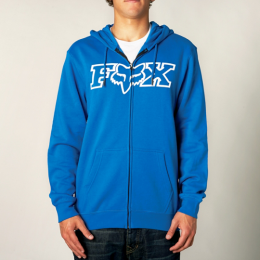 Mikina Fox Youth Legacy Zip Fleece 16/17 Blue