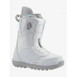 dámské snowboardové boty Burton Mint 16/17 - WHITE/GRAY