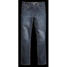 Kalhoty Etnies E2 Straight denim 16/17 Worn Indigo