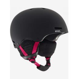 dámská helma Anon Greta 16/17 Black/Pink