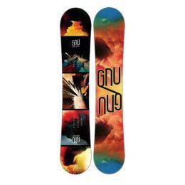 Snowboard GNU Metal Gnuru 16/17 - 155