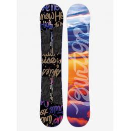 dámský snowboard Burton Socialite 16/17 - 151