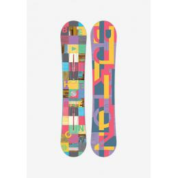 snowboard BURTON Feather 16/17 - Multicolor