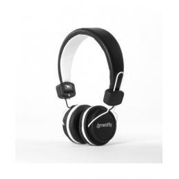 Sluchátka Meatfly Headphones Sambora II 16/17 White / Black