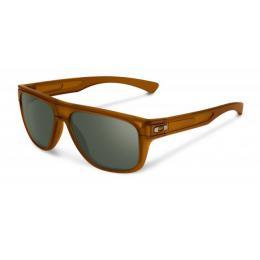Sluneční brýle Oakley BreadBox - Matte Dark / Amber Dark Grey
