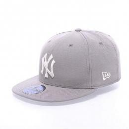 Kšiltovka New Era MLB Basic 2017 - grey/white