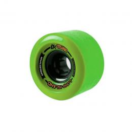 longboard kola Long Island Titans 2016 - 71x47mm 83A green
