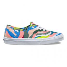 dámské boty Vans Authentic 2017 (Abstract horizon) multi