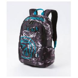 Batoh Meatfly Basejumper 3 Backpack 20L 17/18 B - Waves print