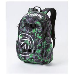 Batoh Meatfly Basejumper 3 Backpack 20L 17/18 H - Tilt Green Print