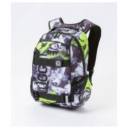 Batoh Nugget Bradley Backpack 26L 17/18 - E - Territory Lime Print